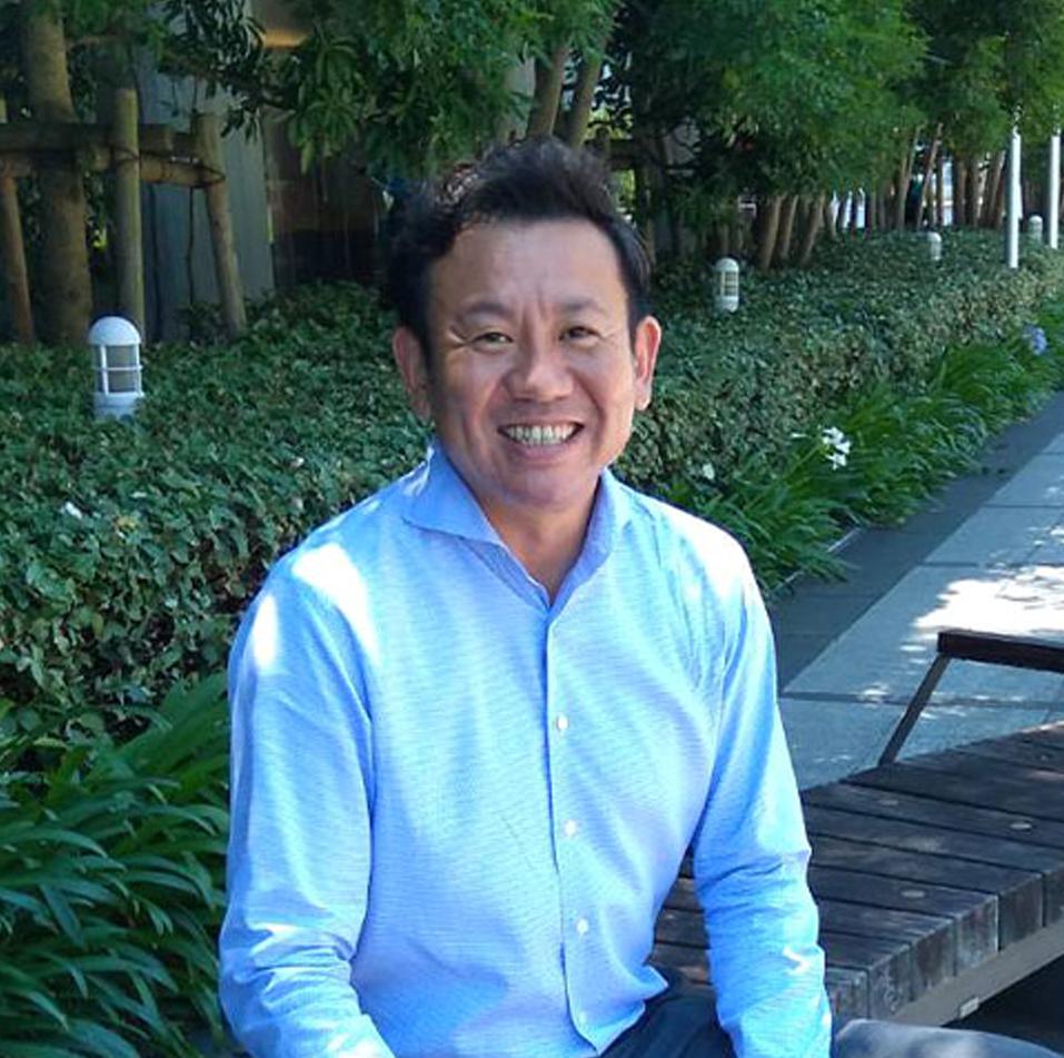 代表取締役五味岡龍