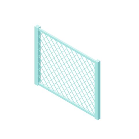 フェンスのイメージ